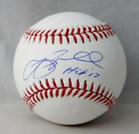 Jeff Bagwell Autographed Rawlings OML Baseball With HOF- TriStar Authenticated