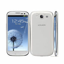 Samsung Galaxy S3 GT-I9300 16GB Unlocked 3G Smart Phone -  WHITE