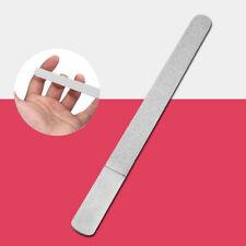 Dual Sided 175cm Metal Grinding Rod Scrub Nail Art File Manicure Pedicure-Tool