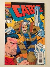 Cable #3 First Appearance Weasel Fn+ condition