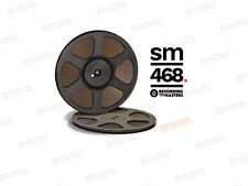 "RTM SM468 BASF AGFA PEM468 Reel Master Tape 1/4"" 2500' 762m Authorised Dealer"