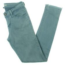 Flying Monkey Womens Blue Light Wash Low Rise Skinny Jeans 24 BHFO 3368