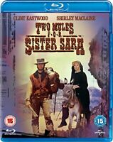 Two Mules For Sister Sara [Blu-ray] [DVD][Region 2]