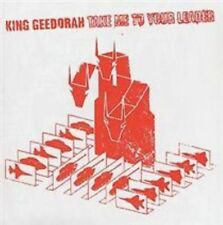 Take Me to Your Leader 5021392051833 by King Geedorah CD
