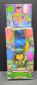 Playmates TEENAGE MUTANT NINJA TURTLE TROLLS  LEO 1989 NIB FREESHIP!