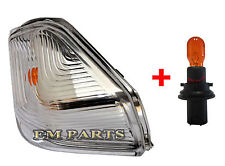 Mercedes Sprinter Wing Mirror Door Indicator Lens Right Side O/S 2006 On + BULB