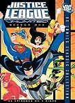 Justice League Unlimited - The Complete First Season (DVD, 2006, 4-Disc Set)