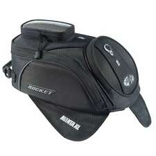 NEW JOE ROCKET MANTA XL MAGNETIC MOTORCYCLE TANK BAG BLACK FREE SHIPPING SAVE $$