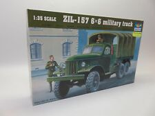 Trumpeter 01001 1:35 - ZIL-157 6x6 Military Truck