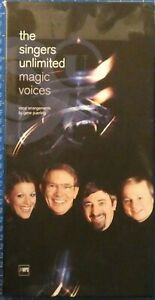 The Singers unlimited magic Voices Motor Music 1997 7CD H-18161