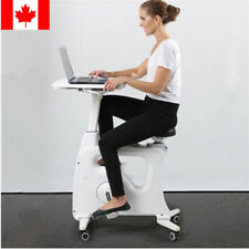 PrimeCables® 2-in-1 EXERCISE WORKSTATION Bike Stand-Up Computer Laptop Desk