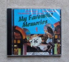 "CD AUDIO MUSIQUE / VARIOUS ""MY FAVOURITE MEMORIES VOL4"" 12T CD COMPILATION NEUF"