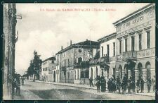 Verona San Bonifacio cartolina QK7485