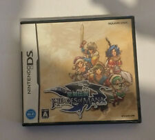 HEROES OF MANA - SQUARE-ENIX - JAPAN EDITION - NINTENDO DS