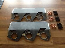 BMW E30 M20 320I 323I 325i Z1 EXHAUST MANIFOLD GASKET KIT WITH STUDS & NUTS