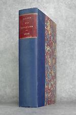 CARNET DE LA SABRETACHE. 1898. SIXIEME VOLUME.