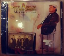CHON ARAUZA Y LA FURIA COLOMBIANA - MI CHICA IDEAL (2003 BRAND NEW CD)