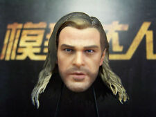 Custom 1/6 Head Sculpt Chris Hemsworth for Hot Toys Thor Muscular Body