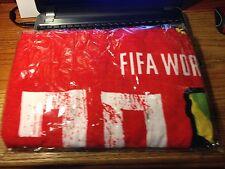 COCA COLA FIFA WORLD CUP 2014 BEACH TOWEL