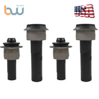4x Front Bushing Engine Cradle Subframe Crossmember Fit For Nissan Rogue 08-15