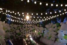 6M Outdoor String Lights Patio Party Home Yard Garden Wedding Christmas decornew