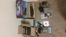 Commodore 64 System w/ 1541 Disk Drive, 100+ disks, joysticks, Fast Load + more