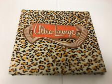 Ultra Lounge Leopard Skin Sampler, RARE 1996 LTD ED CD 724383837625