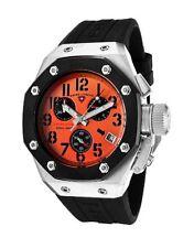 Swiss Legend 10541-06-BB Trimix Diver Chronograph Watch Orange Black New in Box!