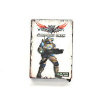 WARHAMMER 40K Wrath & glory campaign deck cards RPG and