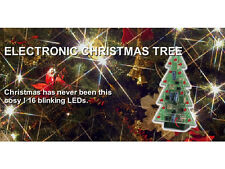 K-5114 MUSICAL Christmas Tree Kit w/Flashing LEDS and 3 Xmas Songs -SPECIAL!!!!!