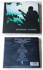 JACK JOHNSON On And On .. Digipak CD TOP