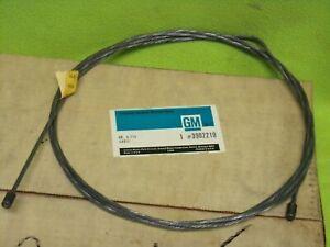 NOS GM E-Brake Cable for 67-70 CHEVROLET Impala Caprice Belair Biscayne 3902210