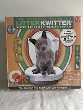 Litter Kwitter Cat Toilet Training System New