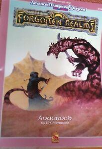 Dungeons & Dragon Forgotten Realm  ANAUROCH  9320 VG/NM