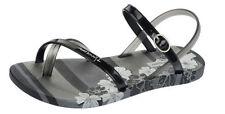 Beach Slip On Rubber Floral Sandals & Flip Flops for Women