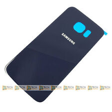 New Samsung Galaxy S6 Edge Back Rear Cover Housing Blue