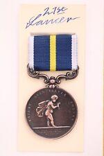 More details for royal humane  society hundred of salford bronze medal lateat 1867 life saving