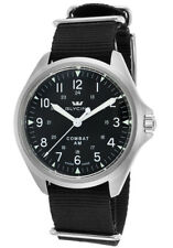 Glycine 3943.19AT.TB9 Combat 7 Vintage Automatic 41mm Black Dial - GL0239