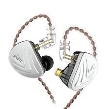 KZ AS16 16 Units Balanced Armature Noise Reduction Headphones HD Mic Earphone