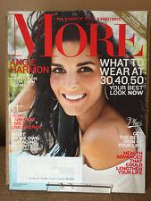 Angie Harmon More Magazine September 2013 15th anniversary edition