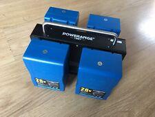 26 Volt V Lock Battery Set For Arri Alexa . With 4 Batteries
