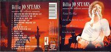 Billie Jo Spears cd album-  Souvenirs & California memories