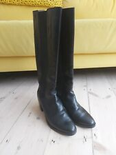 Hobbs Leather Knee Boots 42- Worn Once!