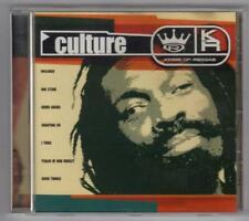 CULTURE - Kings Of Reggae - RARE FRENCH CD - 2001