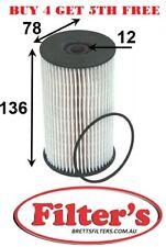 Fuel Filter for VOLKSWAGEN PASSAT DIESEL 1.9L TDI 2.0L TDI TURBO DIESEL 2005-