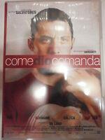 COME DIO COMANDA - DVD ORIGINALE - visitate il negozio ebay COMPRO FUMETTI SHOP