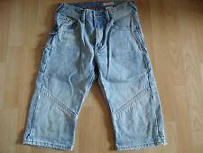 H&M coole helle 3/4 Jeans Shorts Gr. 152 TOP SH415