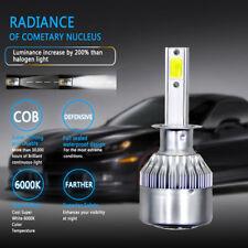 H1 1500W 225000LM COB Car LED Headlight Bulb Conversion Kit 6000K White-1pcs SH2