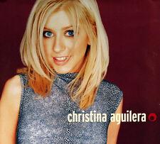 Christina Aguilera 1999 Original Debut Album Promo Poster