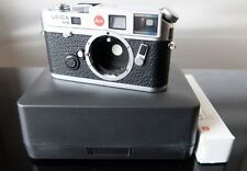 Leica M6 TTL Body 0.72 Chrome Near Mint